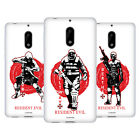 OFFICIAL RESIDENT EVIL OPERATION RACCOON CITY SOFT GEL CASE FOR NOKIA PHONES 1
