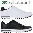 NEW 2018 Season Stuburt Urban Classic Spikeless Street golf shoes