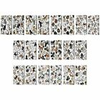 HEAD CASE DESIGNS DOG BREED PATTERNS LEATHER BOOK WALLET CASE FOR APPLE iPAD
