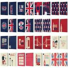 HEAD CASE DESIGNS LONDON BEST LEATHER BOOK WALLET CASE COVER FOR APPLE iPAD