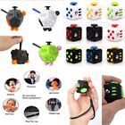 Fidget Cube II 12-Side A Vinyl Desk Children Desk Adult Stress Relief Cubes Toy