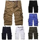 Loose Large Yards Tooling Shorts Summer New Men's Casual Fashion Cropped Pants