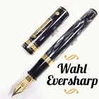 Wahl Eversharp The Magnificent Seven Oversize Celluloid 18K Fex nib Fountain Pen