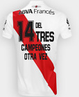 2018 Club Atlético River Plate campeon supercopa Home Soccer Jersey image
