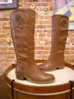 Bare Traps Paramount Brown Tall Shaft Riding Boot NEW