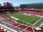 (2)  Denver Broncos @ San Francisco 49ers Tickets - Row 2 - Section 309 on eBay