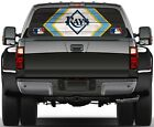 Tampa Bay Rays Rear Window Graphic Decal Truck SUV Van Car MLB Decor RA63 on Ebay