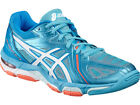Womens asics Gel Volley Elite 3 Trainers Shoes Size UK 5 court Volleyball Eur 38