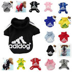 Kyпить Casual Adidog Pet Puppy Jumpsuit Dog Winter Warm Clothes Hoodie 4-Leg Sweatshirt на еВаy.соm