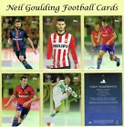 Topps CHAMPIONS LEAGUE SHOWCASE 2015-2016 ☆ GOLD PARALLEL ☆ Football Cards #/50 $7.23  on eBay