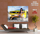 "Buy ""Camaro chevrolet burnout transformers sexy girl Wall Print POSTER CA"" on EBAY"