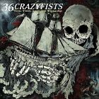 The Tide and Its Takers by 36 Crazyfists (CD, May-2008, Ferret Music) BRAND NEW!
