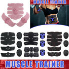 Wireless Electric Muscle Arm EMS Machine Toning Belt Simulation Abs Fat Burner image