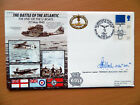 50th Anniversary of WW2 Veteran Signed First Day Postal Cover JS50 Series