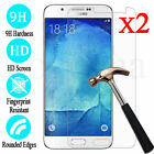 1/2/5pc Tempered Glass Screen Protector Film For Samsung Galaxy J7 5 3 A5 7 S7 6