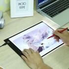 Внешний вид - A4 LED Light Graphic Tablet for Drawing Board Panel Luminous Stencil Tracing Pad