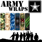 20700 21700 PVC Lithium Battery Heat Shrink Wraps Sticker Cover Sleeve army