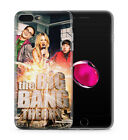 The Big Bang Theory American TV Phone Case Cover Apple iPhone 4 5 6 7 8 X Xr Xs