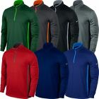 Nike Therma-Fit Golf Fleece Silhouette Mens Thermal Sweater Pullover