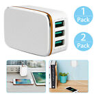 Universal Travel 5V 3.4A Port USB AC Wall Home Charger Power Adapter US Plug