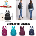 Feel discomfited Back Pack Purse For Women Daypack Casual Lightweight Cycling Hiking Travel