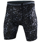 Sports Apparel Skin Tights Compression Underwear Mens Elastic Gym Shorts Pants