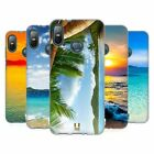 HEAD CASE DESIGNS BEAUTIFUL BEACHES SOFT GEL CASE FOR HTC PHONES 1