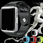 A1 Smart Watch Bluetooth Waterproof GSM SIM Cam For iOS Android iPhone Fitness