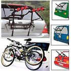 2 and 3 Bicycle Carrier Car Rack Bike Cycle Rear Mount Universal Fits Most Cars