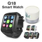 Best Phones With Free Gifts - Q18 Smart Watch Bluetooth For Android Phone Review