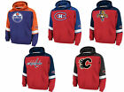 Boy's 8-20 NHL Ice Classic Hoodie Pullover Hooded Fleece Sweatshirt Hockey NEW $24.43 USD on eBay
