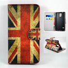 Flip Stand Wallet Leather Phone Pouch Cover Case For Samsung Galaxy S5 S