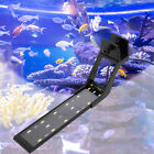 23-73cm Aquarium LED Lighting Fish Tank Clip On Light Lamp Flexible Arm Clip NEW