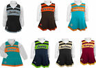 NFL Girl's 4-6x Cheerleader Dress 2-Piece Jumper Turtleneck Cheer Outfit #2 NEW $14.73 USD on eBay