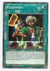 Reasoning SDPL-EN027 Common Yu-Gi-Oh Card English 1st Edition New