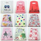60 Style Plastic Pouches Bags Jewelry Wedding Party Birthday Candy Gift Bag