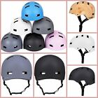 Commuter Bike Helmet Classic Skate Multi Sport Protective Gear Safety Outdoor