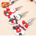 New Year Christmas Knife Fork Cutlery Set Skirt Pants   Decorations for Home Hot