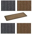 Washable Latex Backing Carpet Grey Beige Loop Tufted Pile Carpets Cheap Rugs New