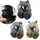 M04 Wargame Airsoft Dummy Gas Mask Halloween Cosplay Face Protection Gear Live