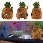 Cute SpongeBob House Fish Tank Aquarium Decoration For Kids Gift TS