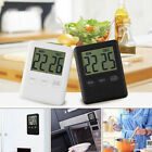 Multicolor Touch Screen LCD Digital Kitchen Electronic Timer Alarm Digital Clock