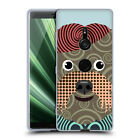 OFFICIAL LANRE ADEFIOYE DOGS 2 SOFT GEL CASE FOR SONY PHONES 1