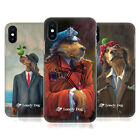 OFFICIAL LONELY DOG PORTRAITS HARD BACK CASE FOR APPLE iPHONE PHONES