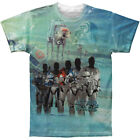 Star Wars Fresh Stay Sublimated Adult T-Shirt - Galaxy Ancient Past Aliens Spac $20.39 USD on eBay