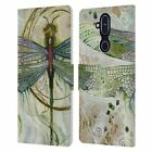 STEPHANIE LAW IMMORTAL EPHEMERA LEATHER BOOK CASE FOR MICROSOFT NOKIA PHONES