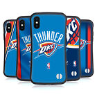 OFFICIAL NBA OKLAHOMA CITY THUNDER HYBRID CASE FOR APPLE iPHONES PHONES on eBay