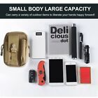 Waterproof Sports Military Utility Tactical Vest Waist Pouch Bag For Outdoor RM
