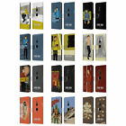 OFFICIAL STAR TREK ICONIC CHARACTERS TOS LEATHER BOOK CASE FOR SONY PHONES 1 on eBay