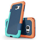 For Samsung Galaxy S8 S8+ Plus/S6 Edge Case Hybrid Shockproof Rugged Phone Cover
